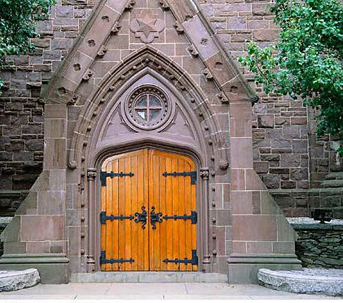 Rhode Island facts: st. marys church