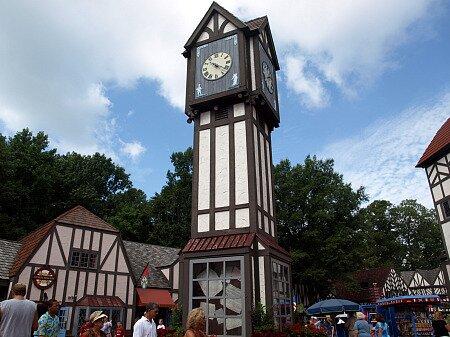Virginia facts: Busch Gardens Old Country Theme Park