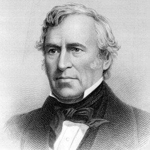 Virginia facts: Zachary Taylor