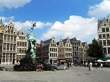 Belgium facts: Rugby Tours