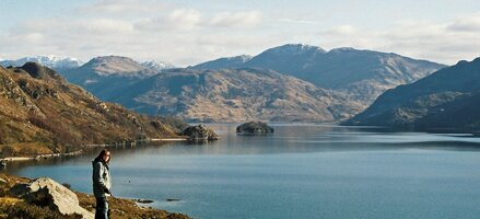 Scotland facts Bed of Loch Morar 10 Interesting Scotland Facts