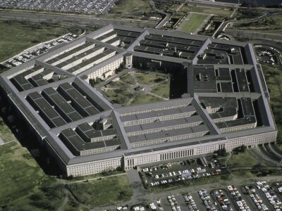 Washington DC facts: Pentagon