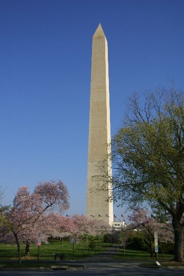 Washington DC facts: monument