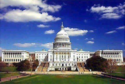 Washington DC facts: us capitol
