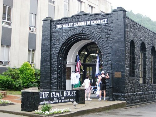 West Virginia facts: Coal House