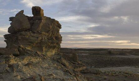 Wyoming facts: Red Desert