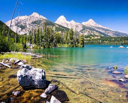 Wyoming facts: wyoming lake