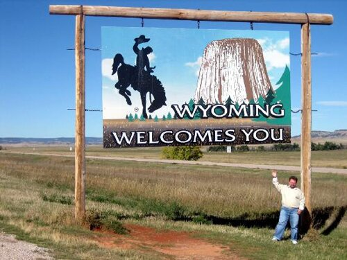 Wyoming facts: wyoming welcome