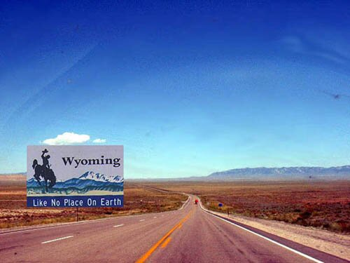 Wyoming facts: wyoming