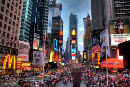 Facts about New York City - City View