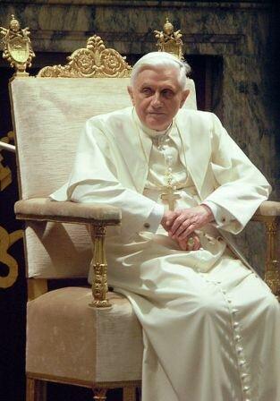 Facts about Pope Benedict XVI - Pope Benedict XVI