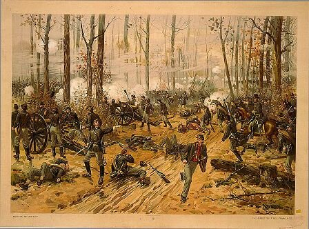 Facts about Battle of Shiloh - Battle of Shiloh