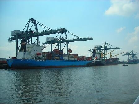 Facts about Ho Chi Minh - Port
