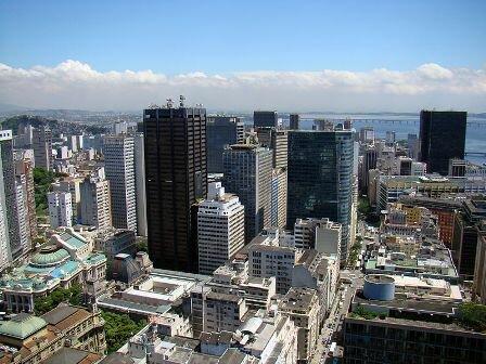 Facts about Rio de Janeiro - Center of Rio