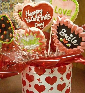 Facts about Valentine Day - Valentine Candy