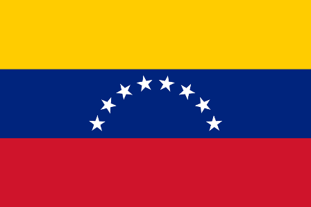 Facts about Venezuela - Flag