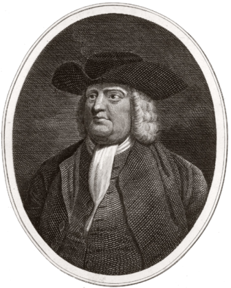 Facts about William Penn - William Penn