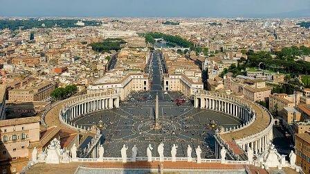 Facts about Vatican City - Vatican City