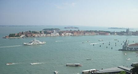 Facts about Venice - Giudecca Canal