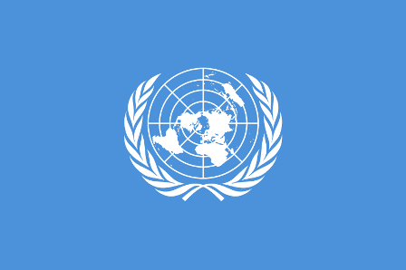 Facts about the United Nations - Flag