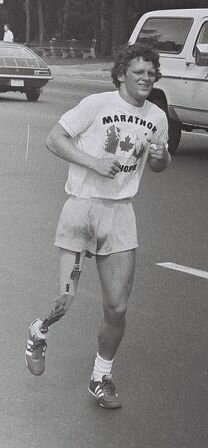 Facts about Terry Fox - Terry Fox