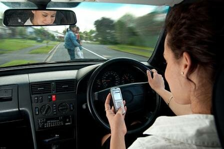 Facts about texting and driving - Accident