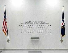 Facts 2 CIA Memorial Wall