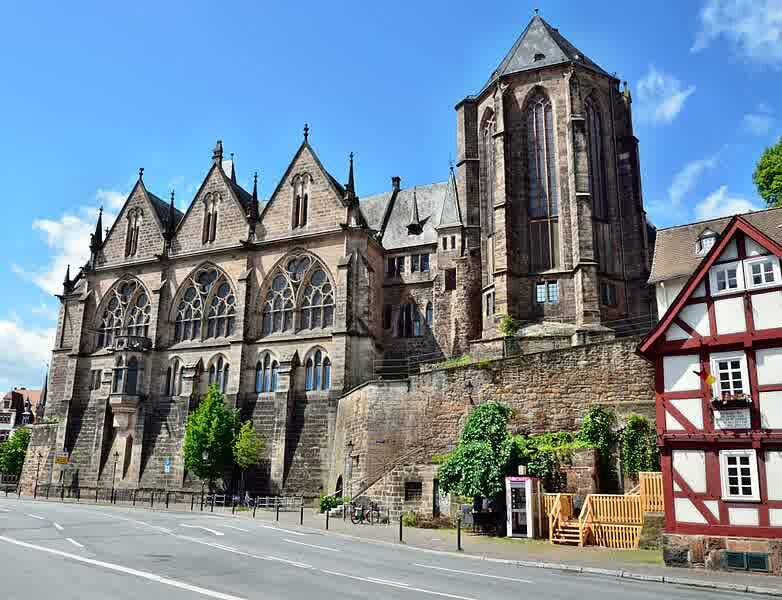 Facts 2 (Attended the University of Marburg)