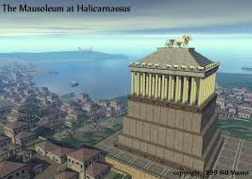 Facts about the Mausoleum at Halicarnassus
