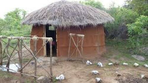 Maasai Tribe House
