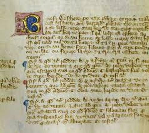 Magna Carta Document
