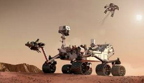 10 Interesting Facts about the Mars Rover