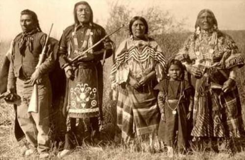 Mohawk Tribe Clothes