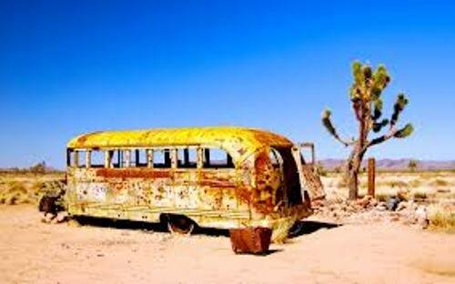 Mojave Desert Image