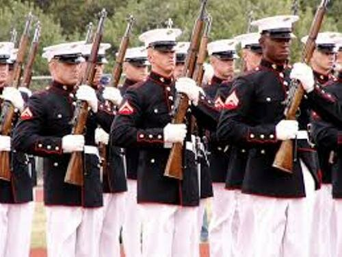 The Marines Corps