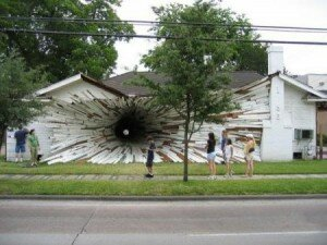 Hole House