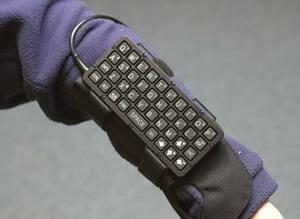 The Wearable Keyboard