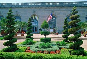 The United States Botanic Garden