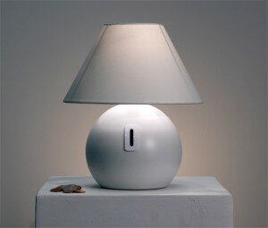 The Most Unique Lamp Design coin lamp