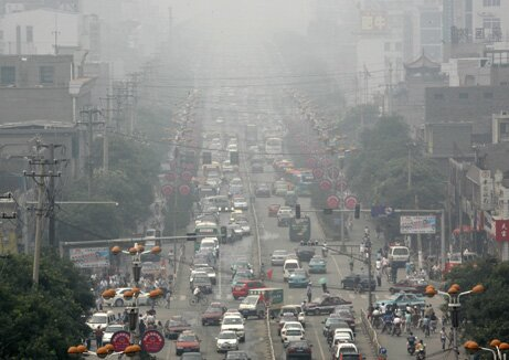 The 10 Most Polluted Places in The World