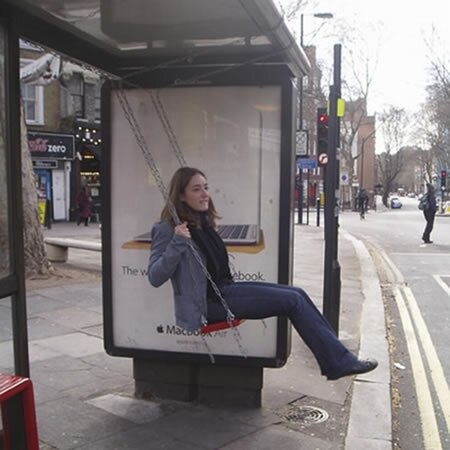 The Most Unique Bus Stop in The World