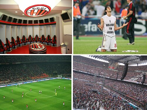Top 10 Most Richest Soccer Clubs In The World AC Milan