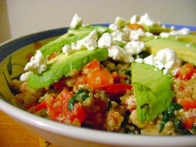 """""""Quinoa Salad"""""""