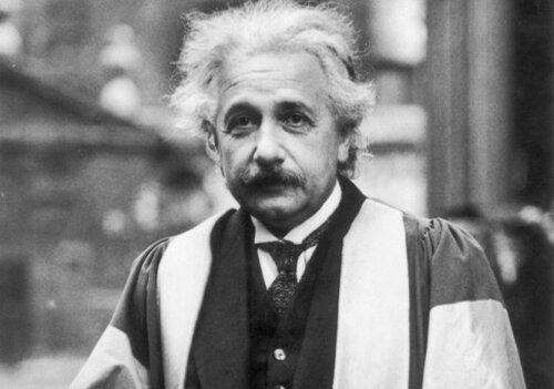 Albert Einstein facts: Poor Memories