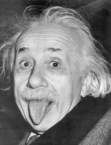 Albert Einstein facts: Troubles of Speaking