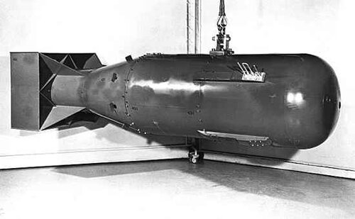 Atomic bomb facts: Little Boy