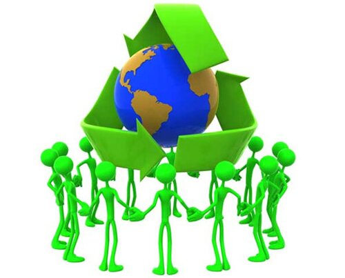 Earth day facts: Less garbage to waste