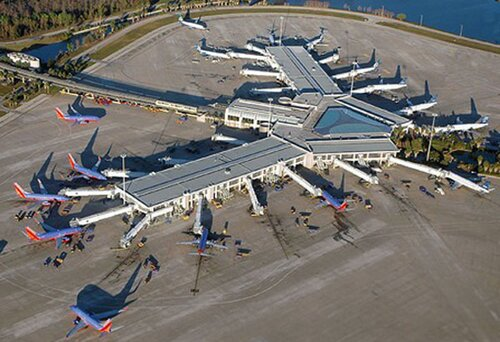 Facts about Florida: Orlando International Airport