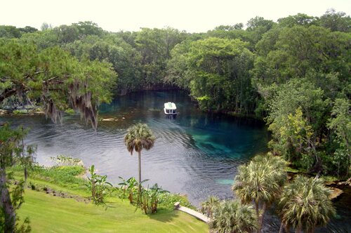 Facts about Florida: Sea Hunt Serial in Silver Springs