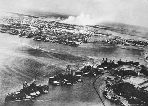 Pearl Harbor Facts : Gibraltar of the Pacific